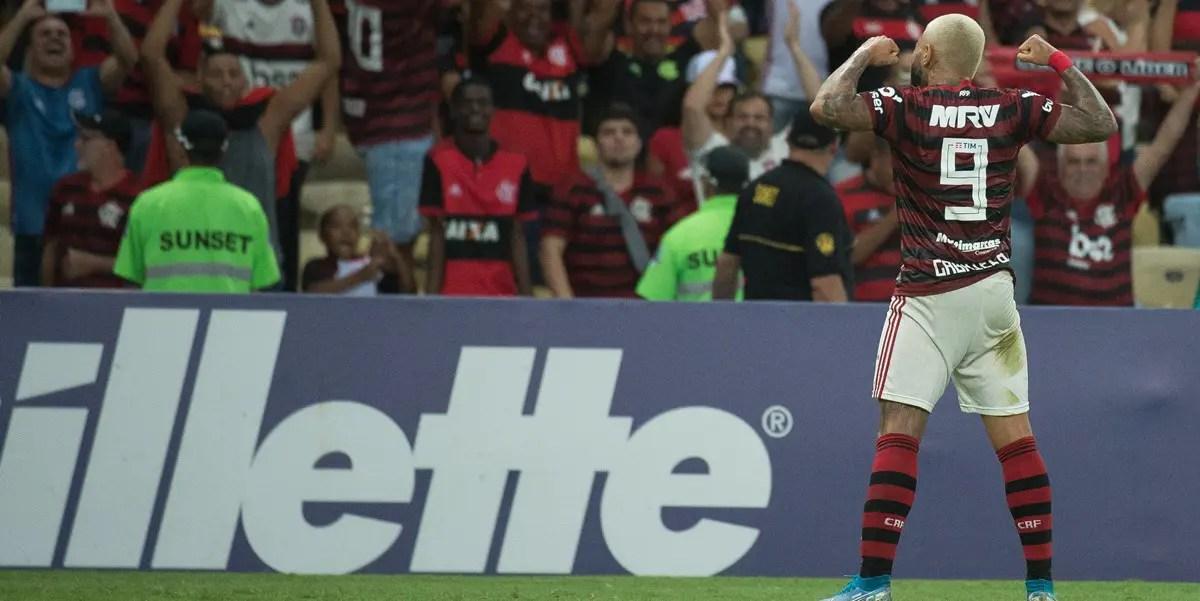 Técnico da Inter de Milão afirma que Gabigol não está nos planos do clube