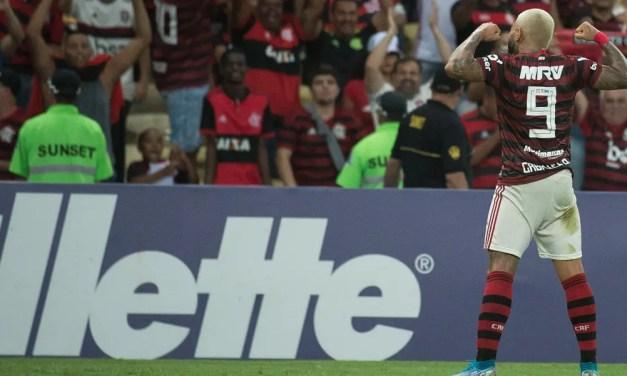 """Gabigol sobre Flamengo: """"Melhor elenco que joguei na carreira"""""""