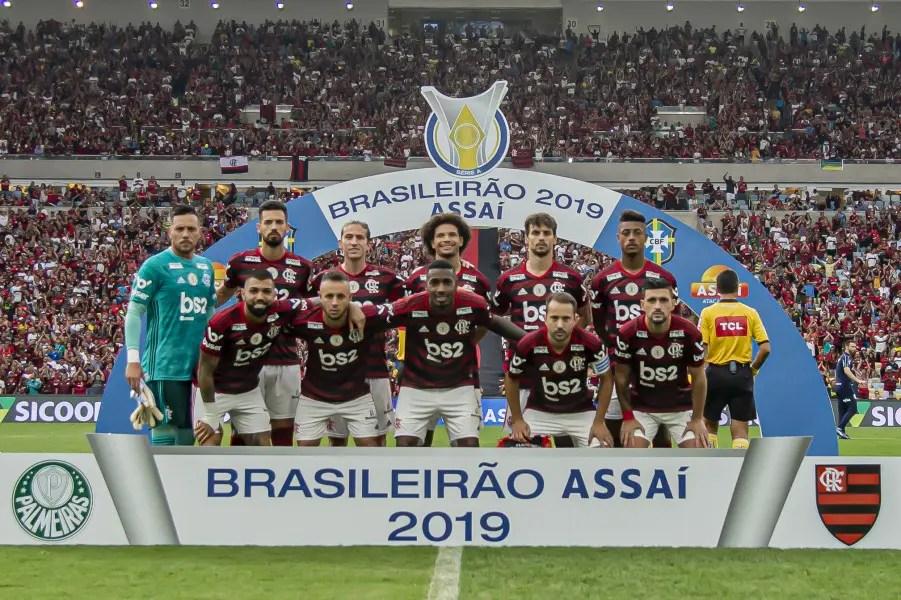 Caso vença o Avaí, Flamengo pode se tornar o virtual campeão do primeiro turno