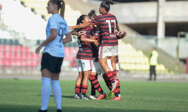 Em São Paulo, Flamengo e Corinthians decidem vaga para a final do Brasileiro Feminino