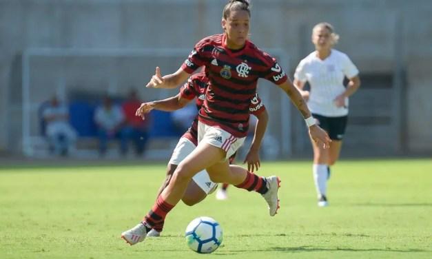 Flamengo/Marinha é derrotado na partida de ida das semifinais do Brasileiro Feminino