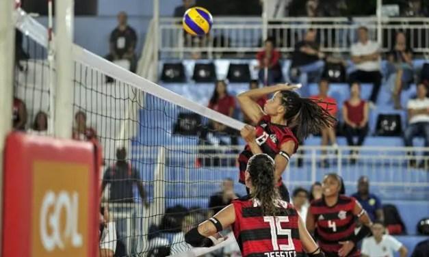 Vôlei: Flamengo disputa amistosos em São Paulo