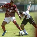 Semifinal entre Flamengo e Vasco termina em pancadaria generalizada