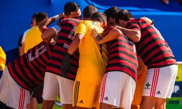 Flamengo inicia busca por título internacional na Costa Rica