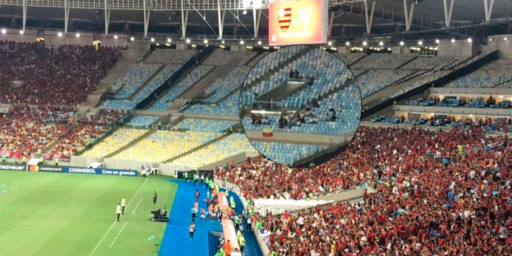 Torcida do Flamengo voltará a lotar o Maracanã contra o Atlético-MG – O que pode ser feito para aumentar a capacidade do estádio?