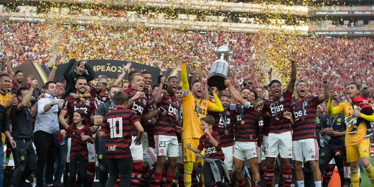 A trajetória: campeão da Libertadores e Brasileiro, Flamengo atual enfim entra para a história