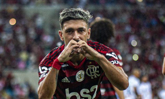 Futebol em dezenas: De Arrascaeta é o primeiro jogador a ultrapassar 10 gols e 10 assistências no Brasileiro 2019