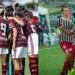 Pela primeira vez, Flamengo e Fluminense decidem título no Futebol Feminino