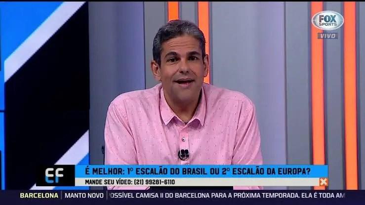 #EnqueteMRN: João Guilherme bate concorrentes e é eleito o melhor narrador entre os rubro-negros