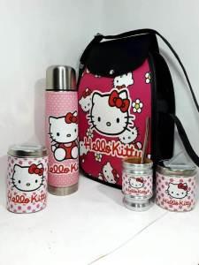 Set matero diseño de Hello Kitty colección FAR