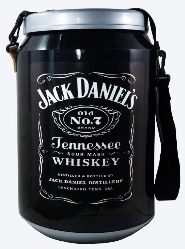 Conservadora con diseño de Jack Daniels