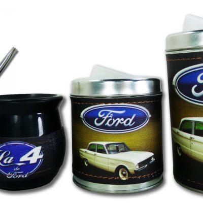 Set de 3 piezas diseño de Ford