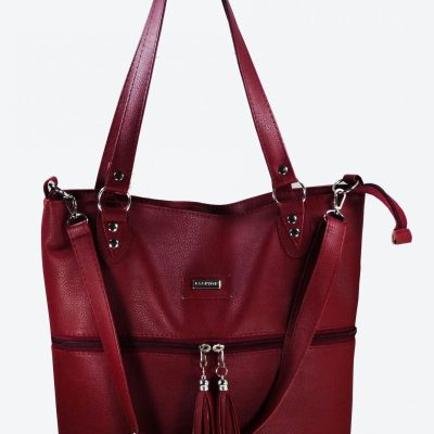 Carteras por mayor color bordo