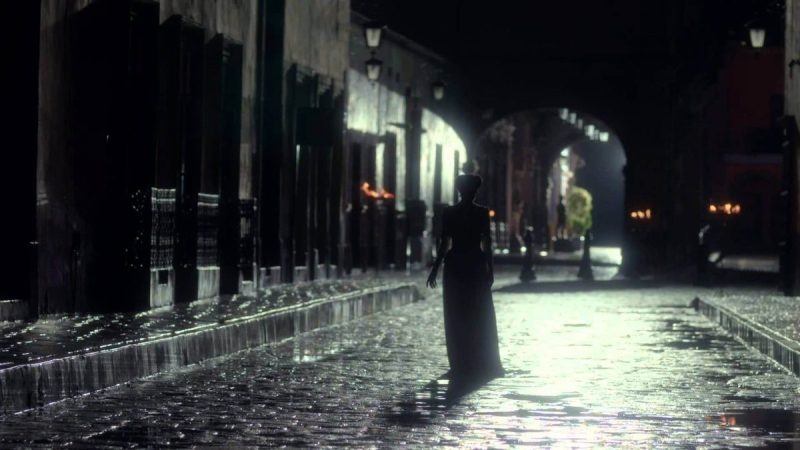 Chorona ou llorona lenda mundo sombrio rua
