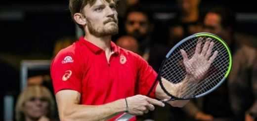 David Goffin pierde en Rotterdam