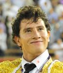 Matador de toros Arturo Saldívar