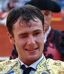 Matador de toros David Esteve