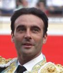 Matador de toros Enrique Ponce