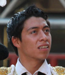 Novillero Sergio Flores