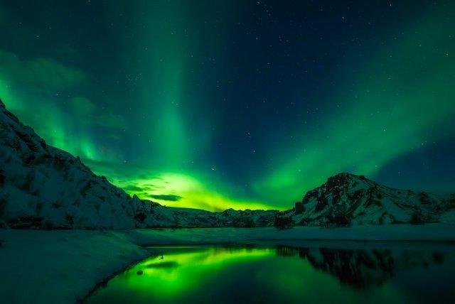 Islandia en marzo