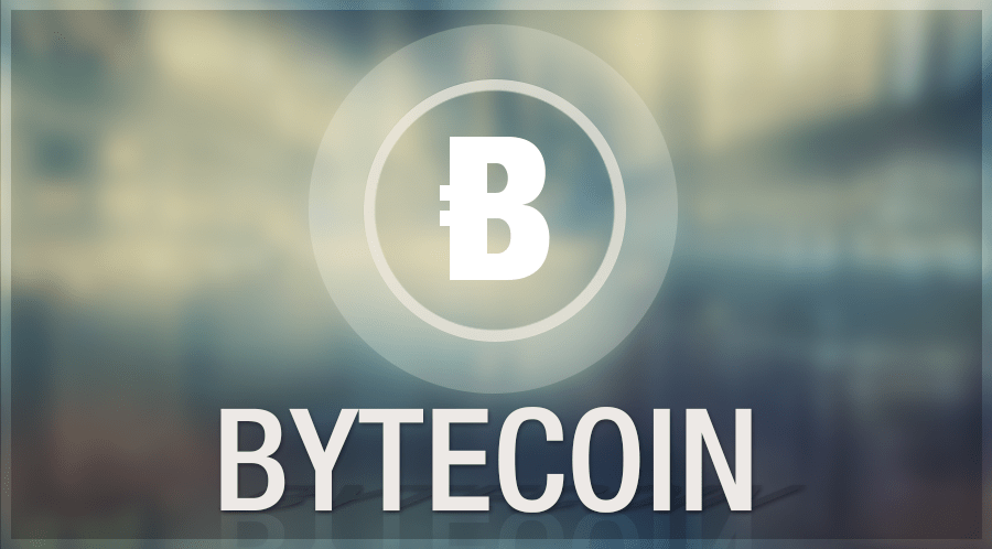 Bytecoin Cryptocurrency กระโดด 250%