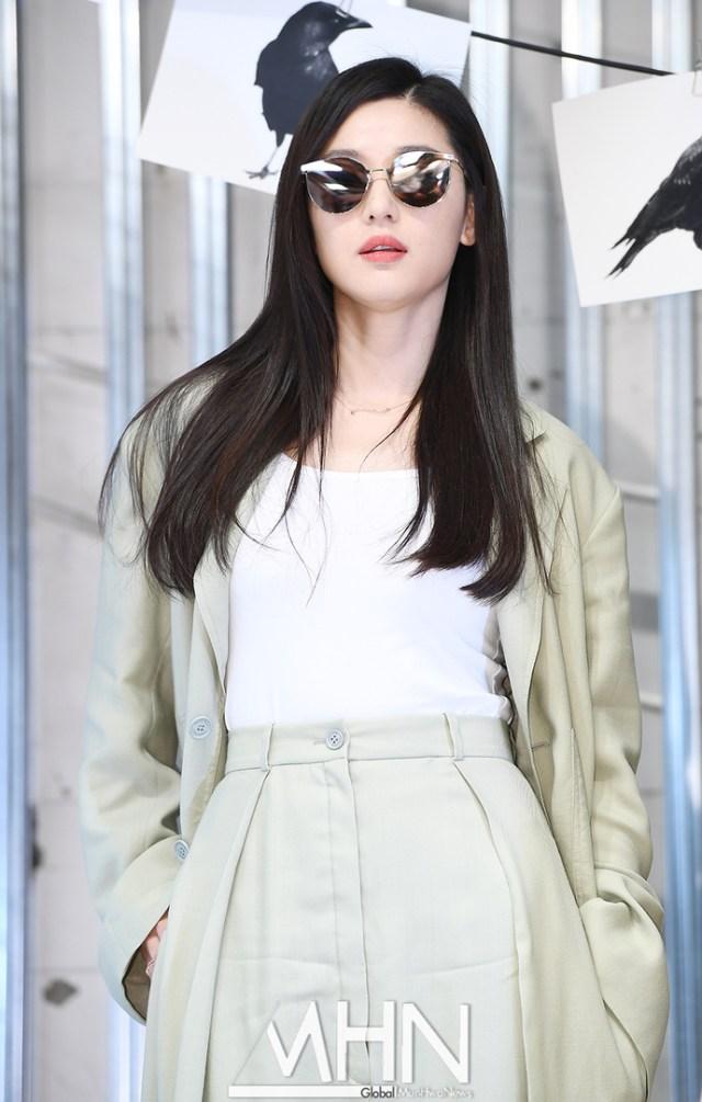 ภาพ จอนจีฮยอน จากสำนักข่าว Munhwa News
