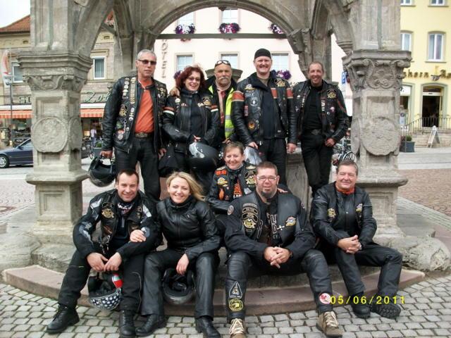 3rd Friendship Ride zur Wasserkuppe auf die Rhön ...