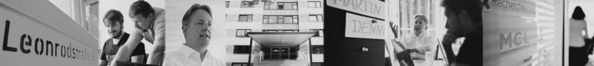 MCL Munich Communication Lab Leonrodstraße schwarz-weiß