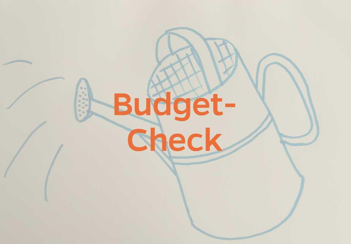 Gießkanne MCL Budget-Check