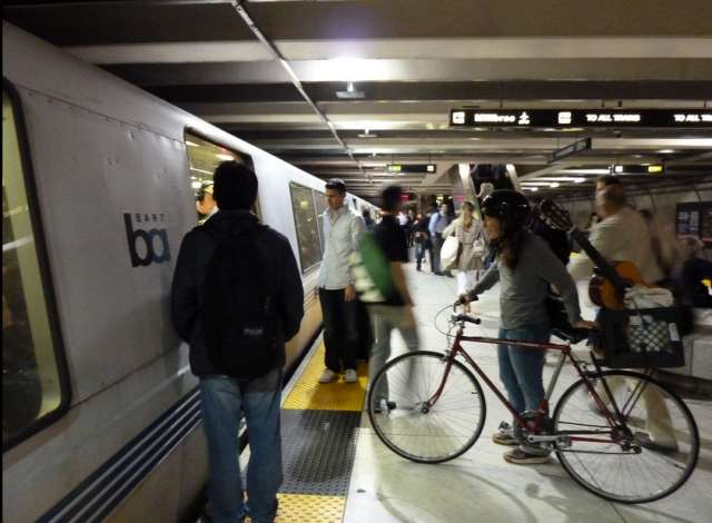 bart bike by sfbike