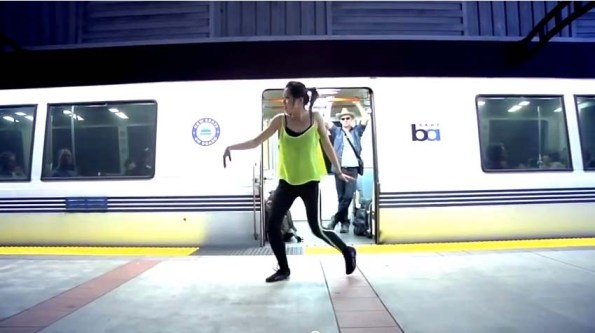 dance in a year on bart
