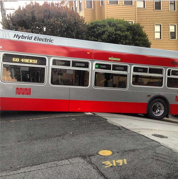 muni bad day