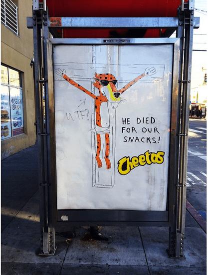 cheetos ad