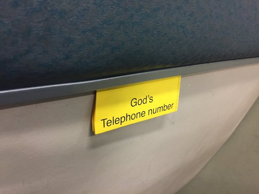 god phone number on bart from we built this city