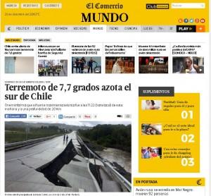EL COMERCIO (PERÚ)