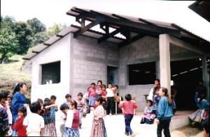 Centro de Convergencia para la niñez
