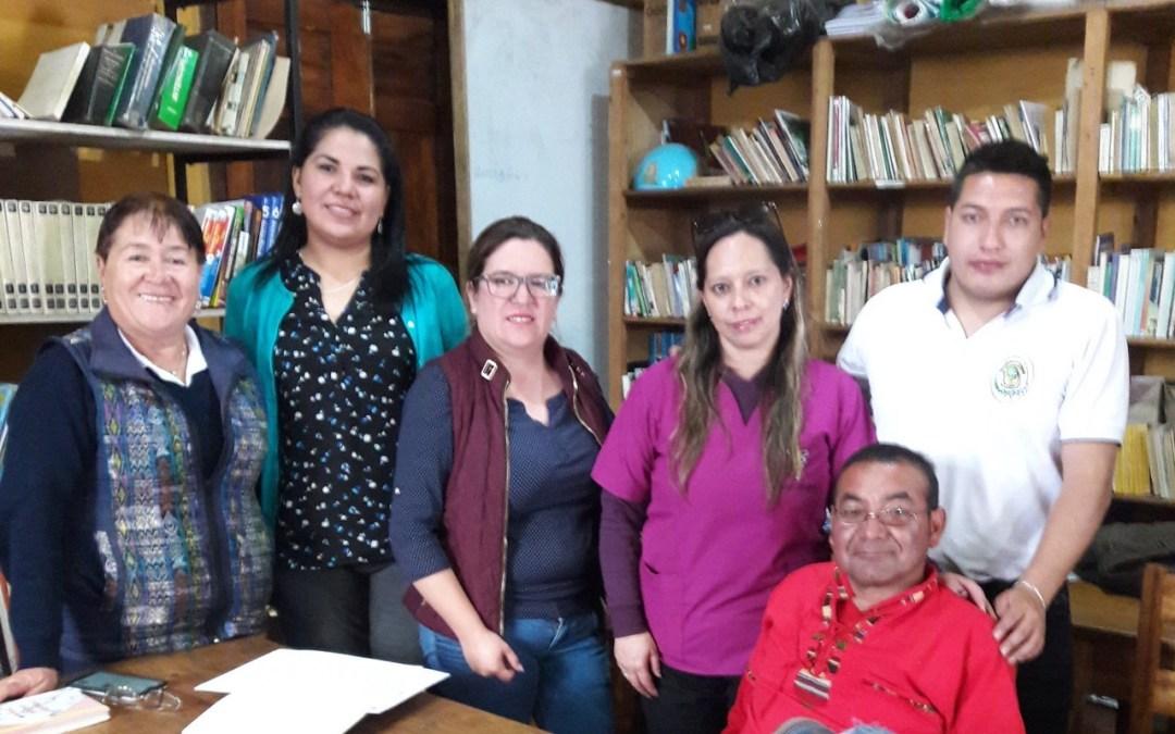Constitución de Mesa Técnica de Accesibilidad Universal en el Municipio de Salcajá