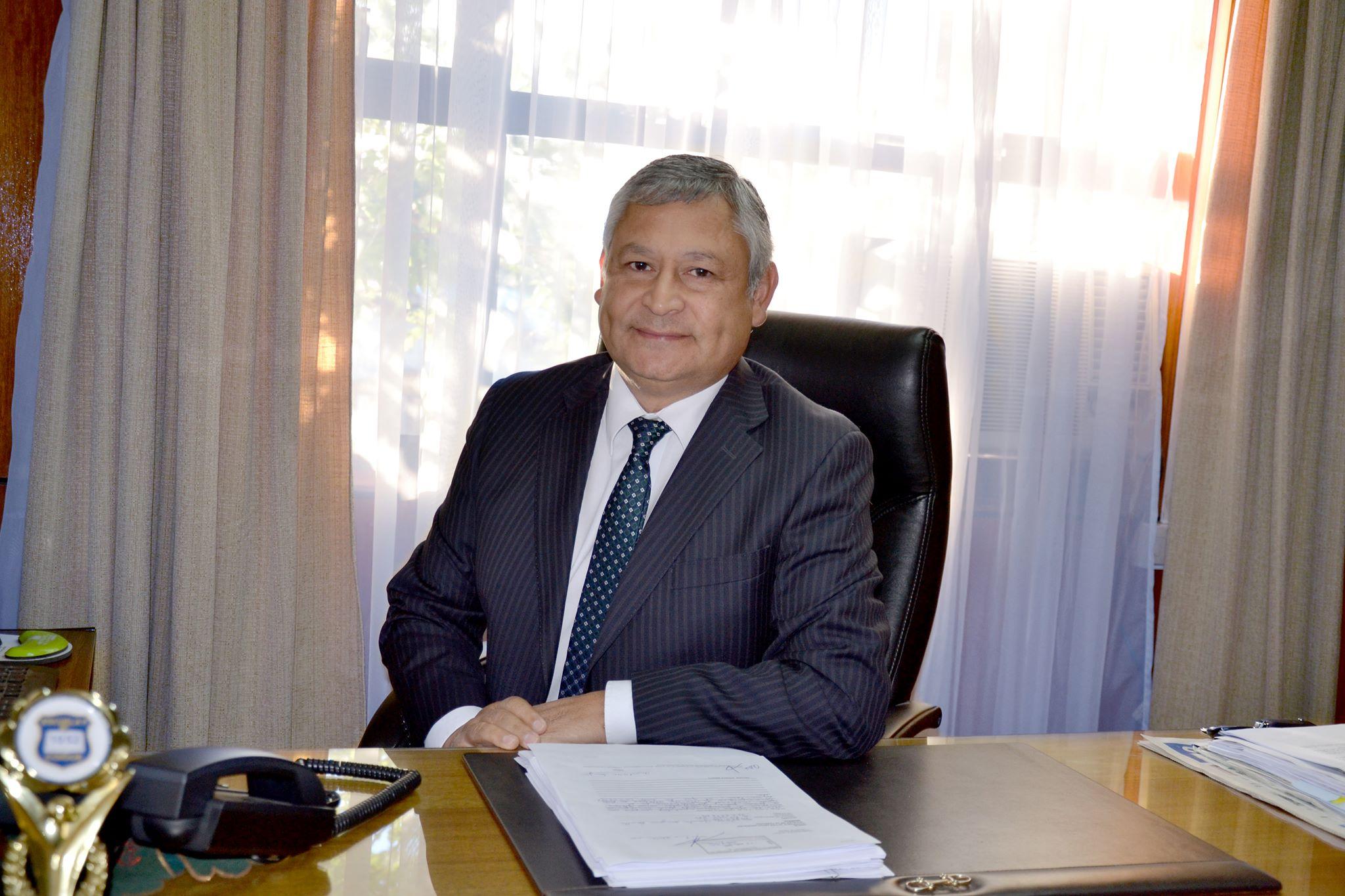 Saludo Fin de Año Alcalde Francisco Melo Márquez