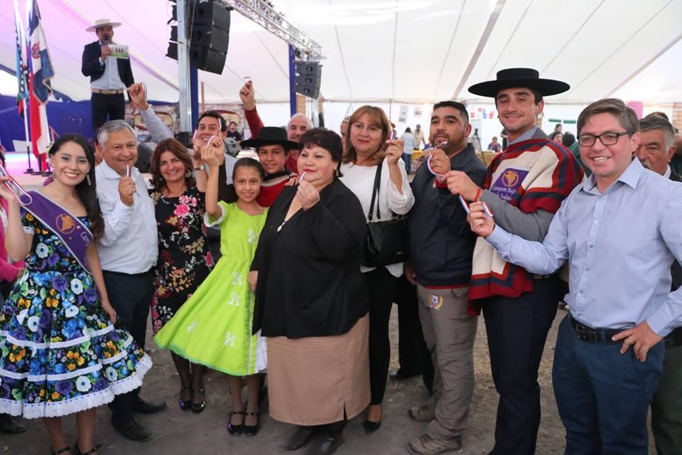Inauguración Feria Costumbrista Coigüe 2019