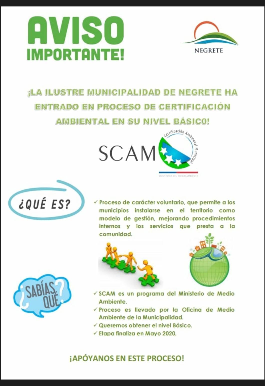 Proceso de Certificación Ambiental