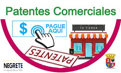 Pago patentes municipales
