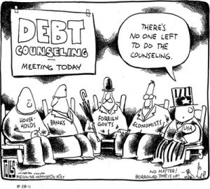 Image result for global debt
