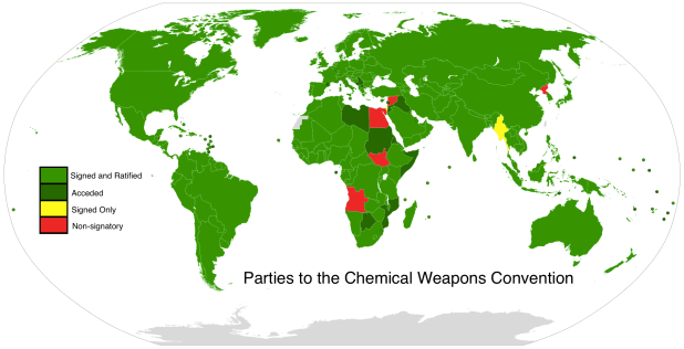 Chemival Weapons