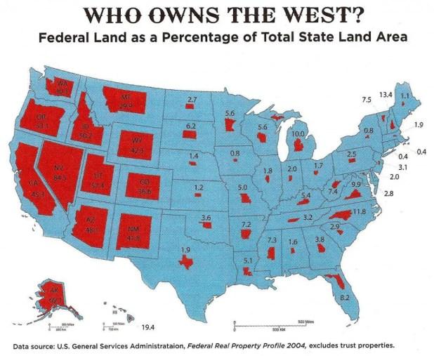 federal land