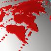 global debt red ink