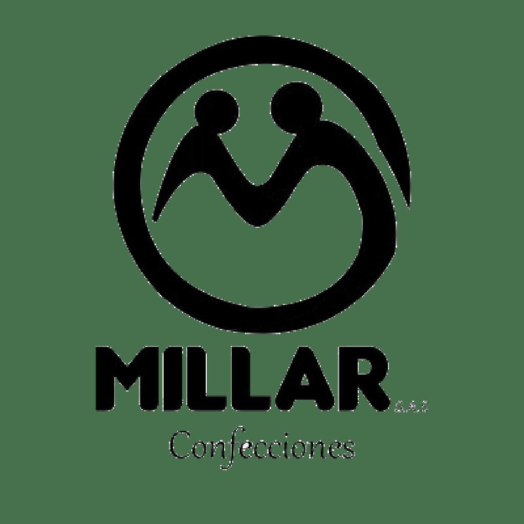 Logo Cliente Confecciones Millar