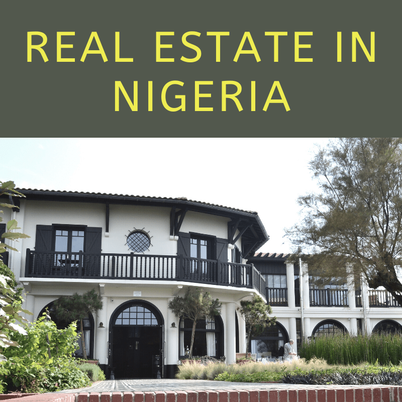 How To Make Money In Real Estate Business In Nigeria