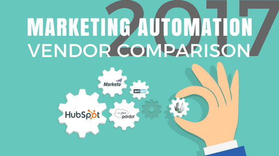 Munro 2017 Marketing Automation Vendor Comparison Tool