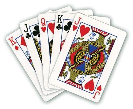 online magic trick cards