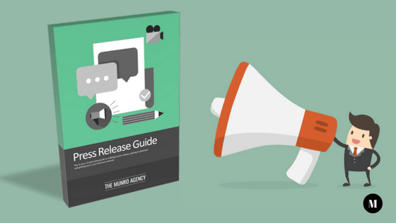 Press release guide small business